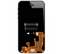 Cambiar conector carga y audio iPhone 5