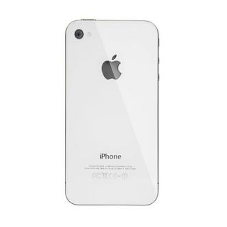 Carcasa trasera iPhone 4S blanco