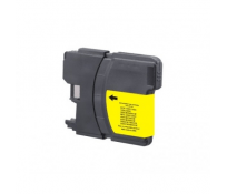 Cartucho Brother LC980/1100 Amarillo Compatible
