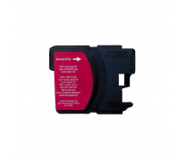 Cartucho Brother LC980/1100 Magenta Compatible