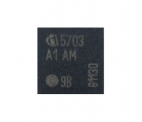Chip controlador frecuencia intermedia Iphone 4.