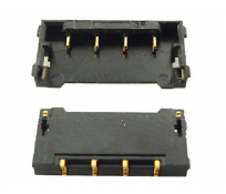 Conector Placa Base Contacto Bateria Original Apple Iphone 4