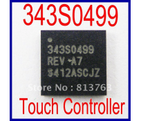 Controlador táctil original IC 343S0499 para el iPhone 4