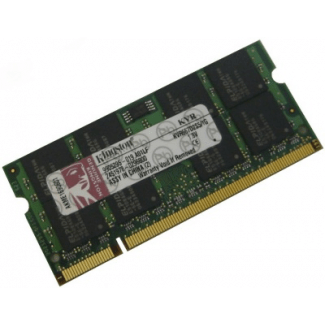 DIM So-DIM DDR2 1GB PC-667 KINGSTON