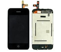 DISPLAY ORIGINAL iPhone 3G Montado con ventana