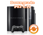 Downgrade PS3 4.25 FAT