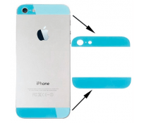 EMBELLECEDOR CELESTE IPHONE 5