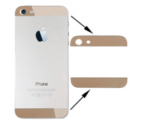 EMBELLECEDOR ORO IPHONE 5