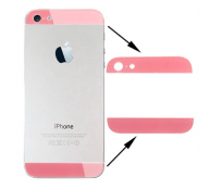 EMBELLECEDOR ROSA IPHONE 5