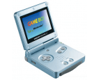 Game Boy Advance SP - Azul Mediterráneo