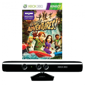 Kinect + Juego Adventures (OEM)