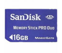 Memory Stick Sandisk 16GB + Homebrew