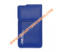 NDS Lite Leather Pocket *ENAMEL NAVY*
