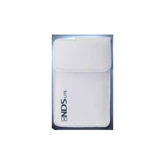 NDS Lite Leather Pocket *PEARL WHITE*