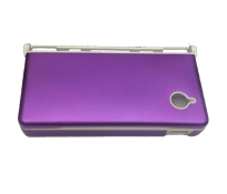 NDSi Ultra Slim Aluminum Guard Case 2 in 1 *Purple*