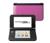 Nintendo 3DS XL Rosa