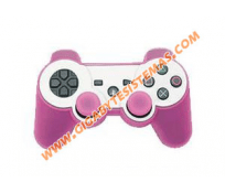 PS3 Controller Guard Jacket Bundle Set *CHERRY PINK*