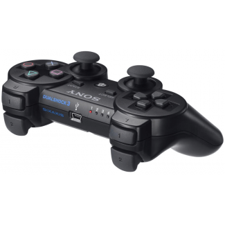PS3 Dual Shock 3 COMPATIBLE Negro