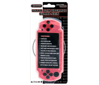 PSP 3000 Ultra Slim Upgrade Guard Skin *RED*