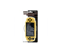 PSP 3000 Ultra Slim Upgrade Guard Skin *Yellow*