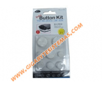PSP Button Kit *WHITE*