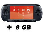 PSP E1000 Modificada + T.Memoria 8Gb