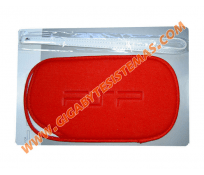 PSP/PSP SLIM Soft Bag *RED*