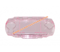 PSP SLIM Crystal Case *PINK*