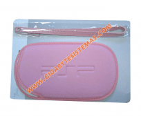 PSP SLIM Soft Bag *PINK*