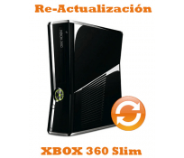 Re-Actualizar Firmware XBOX 360 Slim
