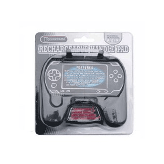 Rechargeable Handle Pad PSP 1000