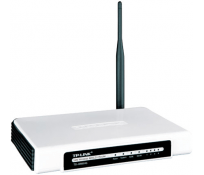 TP-Link TD-W8901G 4-puertos 54M Wireless ADSL2 y Router