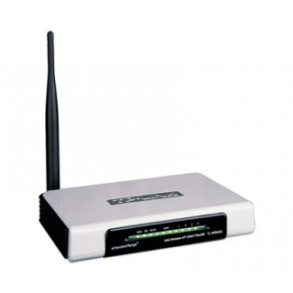 TP-Link TL-WR543G 54M Wireless Router