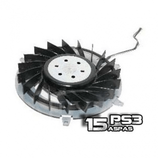 VENTILADOR INTERNO PS3 15 ASPAS