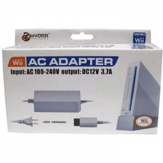 Wii AC Adapter 100V-240V