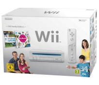 Wii modificada sin chip + Wii Sports + Wii Party