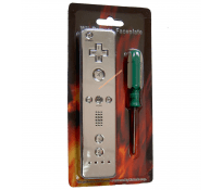 Wii Remote Faceplate *CHROME*