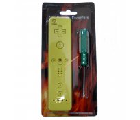 Wii Remote Faceplate *YELLOW*