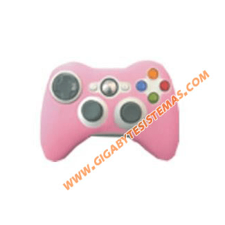 XBOX 360 Neo Light Protect Jacket *PINK*