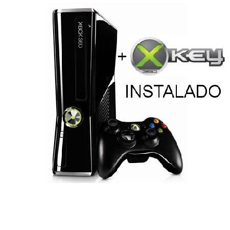 Der x360key usb-loader ist der erste modchip der 3 generation für die xbox 360, der es ermöglicht